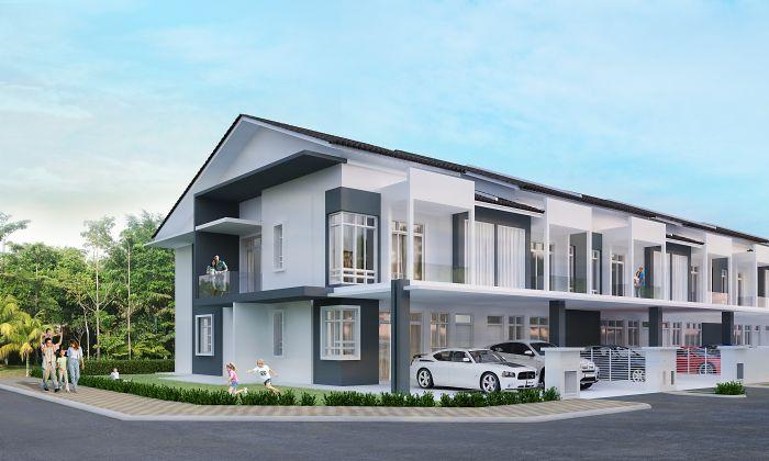 Introduction Summer Rose Property Development In Johor